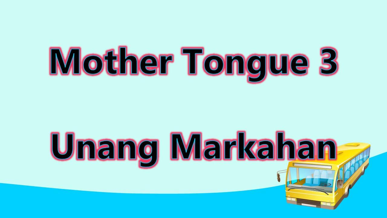 Mtb3 Q1 June 20 Pamilang Amp Di Pamilang