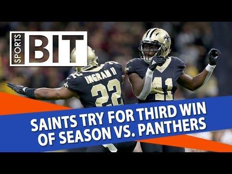 NFC Wild Card: Carolina Panthers at New Orleans Saints | Sports BIT | NFL Picks