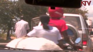 ENKAAYANA ZA FDC;  Patrick Amuriat poliisi temuganyizza kutuuka Kasese thumbnail