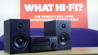 Denon D-M40DAB Stereo Micro System review