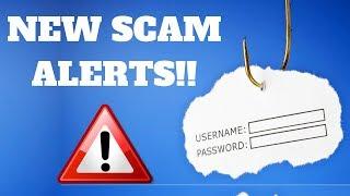 *MUST WATCH* 40 BTC Stolen Binance Phishing  Scam   Twitter Scam Warnings   Protect Yourself