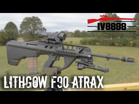 Lithgow F90 Atrax