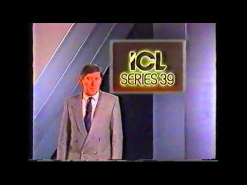 ICL Series 39 Computer Launch 1985