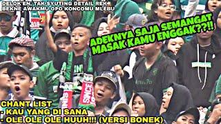 Luas Biasa Keras dan Kompaknya Chant Arek Green Nord