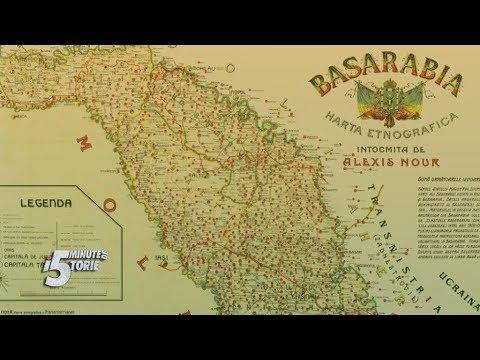 România Mare - Primul Centenar: 5 minute de istorie - Provincia Basarabia
