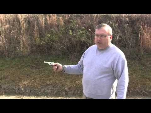 Shooting the Smith & Wesson safety Hammerless Lemon squeezer
