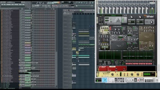 Progressive Trance Session #2 - FL Studio Live Stream - [05/19/2017]