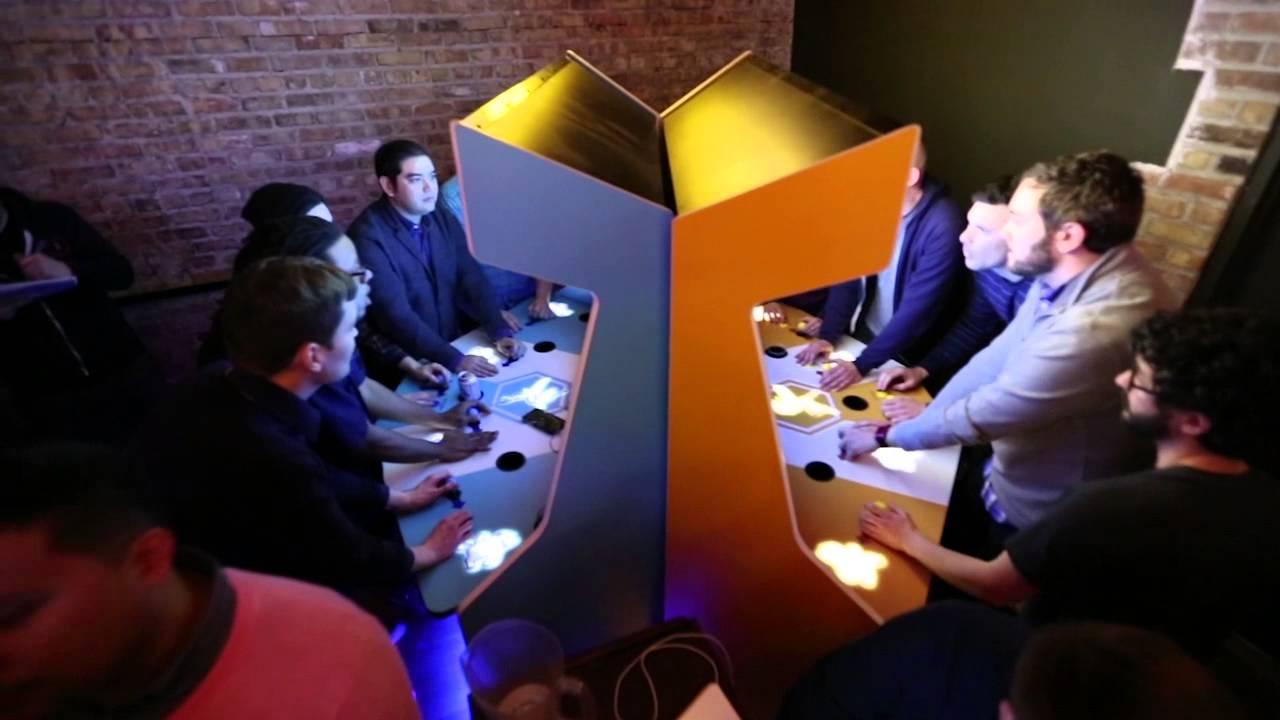 Killer Queen Arcade - Attract Mode Video - V.1 - YouTube