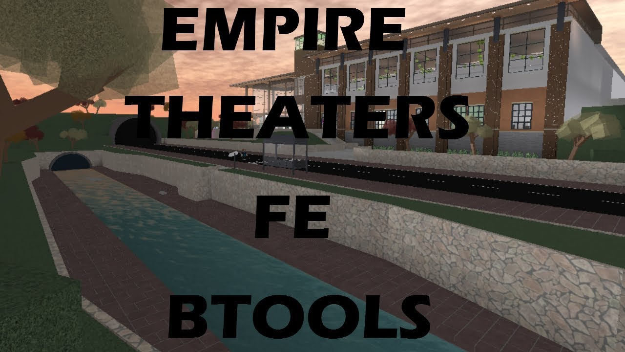 Roblox Fe Btools - Destroying Empire Theater With Fe Btools Roblox Youtube