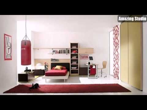 Boys Bedroom Ideas Red Carpet Youtube
