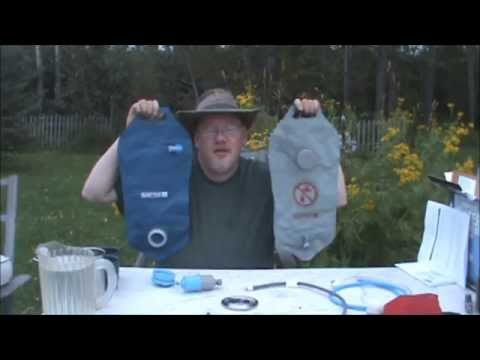 Clean Water: The Sawyer 4-Litre Complete Water Filtration System