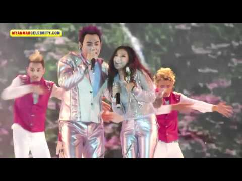 Yan Aung and Angels Music Performance - Part Two