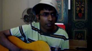 Where Is The Love(Black Eyed Peas) - RAP+ Accoustic Guitar Chords-PALANI