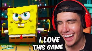 MY MOST & LEAST FAVORITE SPONGEBOB EPISODES | Spongebob Video Game [2]