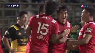 18-19 リーグ戦第3節 サントリーサンゴリアス vs 神戸製鋼コベルコスティーラーズ