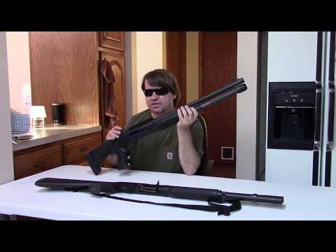 History Of The Benelli M4/M1014 Combat Shotgun