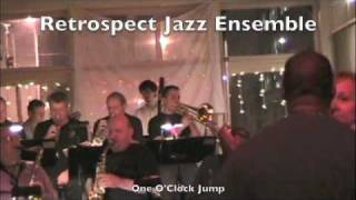 Retrospect Jazz Ensemble: One O'Clock Jump Thumbnail