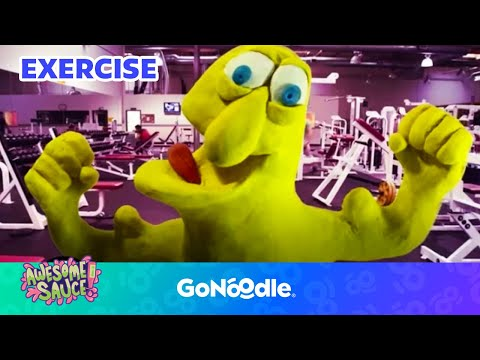 Download Youtube: Flex - Awesome Sauce | GoNoodle
