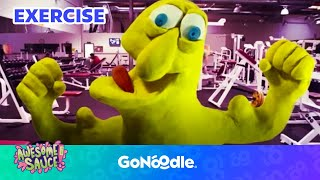 Gambar cover Flex - Awesome Sauce | GoNoodle