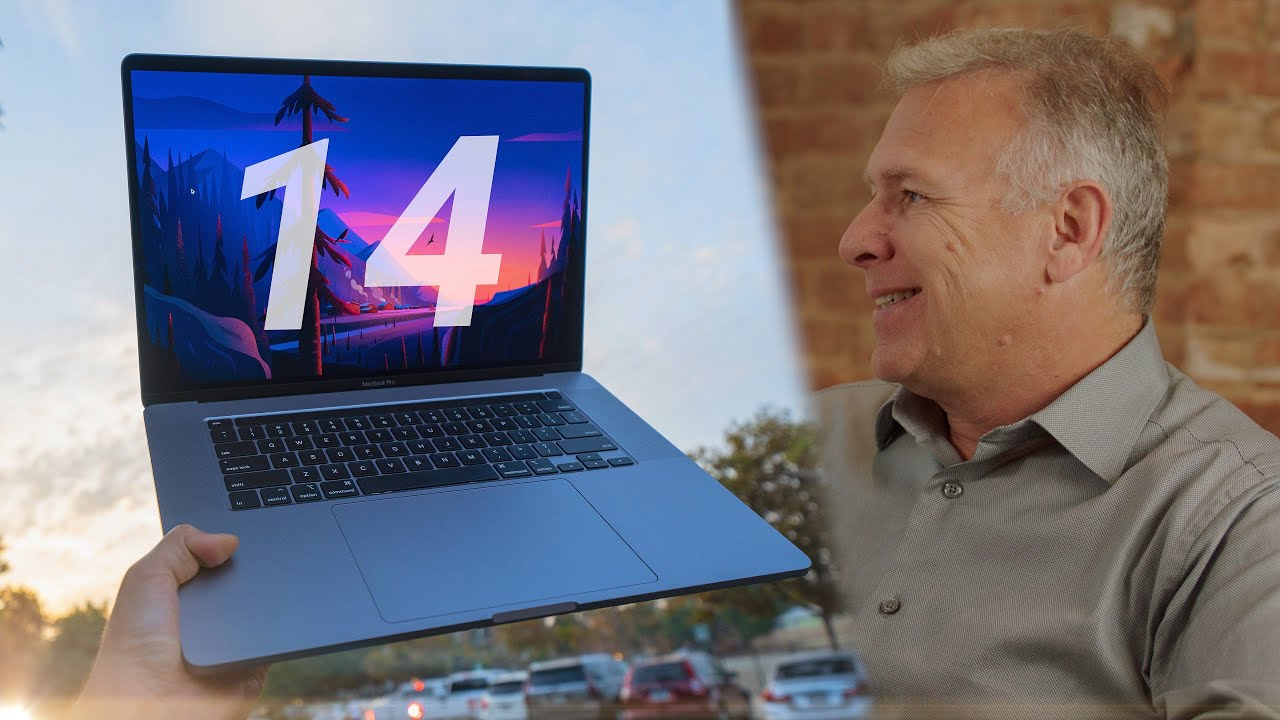 Phil Schiller Has Bad News For Anyone Hoping For A Smaller Version Of Apple S New Macbook Pro Bgr