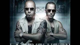 Wisin y Yandel ft. T-Pain - Imaginate (Merengue Version)
