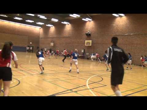 Alberta Youth Vs GB National Team August 2013 Team Handball