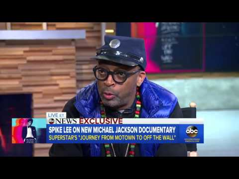 Michael Jackson's journey from Motown to Off the Wall - Spike Lee-Interview