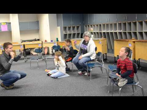 Teaching Music to Students with Special Needs-  The Good Morning Song