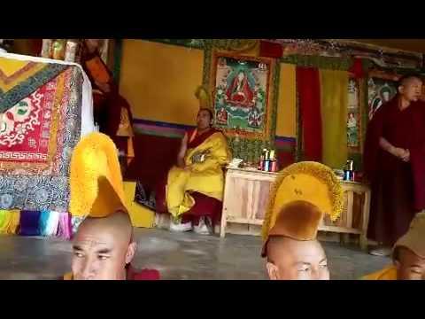 Dorje shugden monks and high lama in Tibet 2016