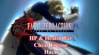 PC Fatal Zero Action How to Hack Health & HP Bar using Cheat Engine