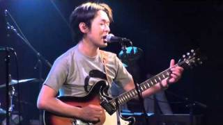 金剛地武志 yes,mama OK? LIVE 2011「砂のプリン」「Days Of Heliotrope」