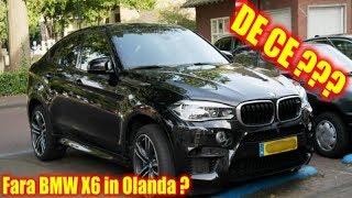 Nici un BMW X6 in Olanda ?