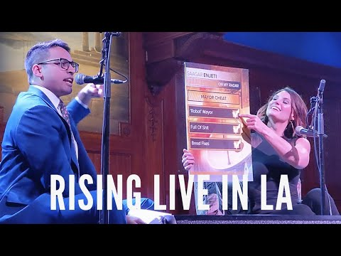 Clips From Rising Live In LA With Krystal Ball, Saagar Enjeti, And Jimmy Dore