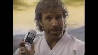 Чак Норис в рекламе.  Chuck Norris, Commercial