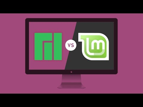 Linux Mint 191 Vs Manjaro 18Which is the Best Linux Distro