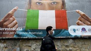 Самая опасная страна в мире Италию спасает весь мир Коронавирус поглатил страну