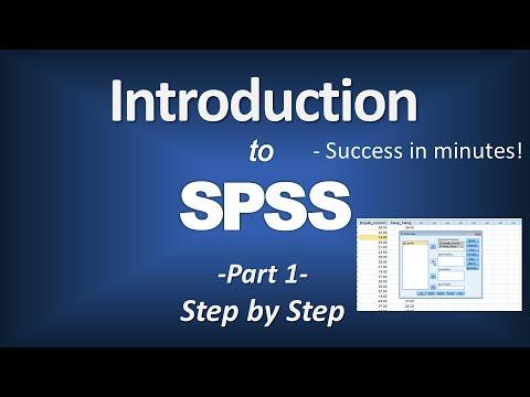 SPSS trials