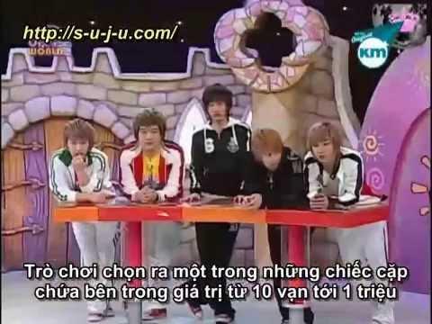 [Vietsub] Idol World - Super Junior Ep 3 [Full]