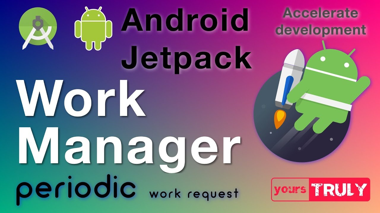 Periodic Work Request | Work Manger | Android Jetpack