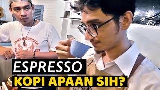Kopi Espresso - Cappuccino, Latte.. Bedanya Apa Ya?
