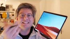 Microsoft Surface Pro X Test Fazit nach einem Monat