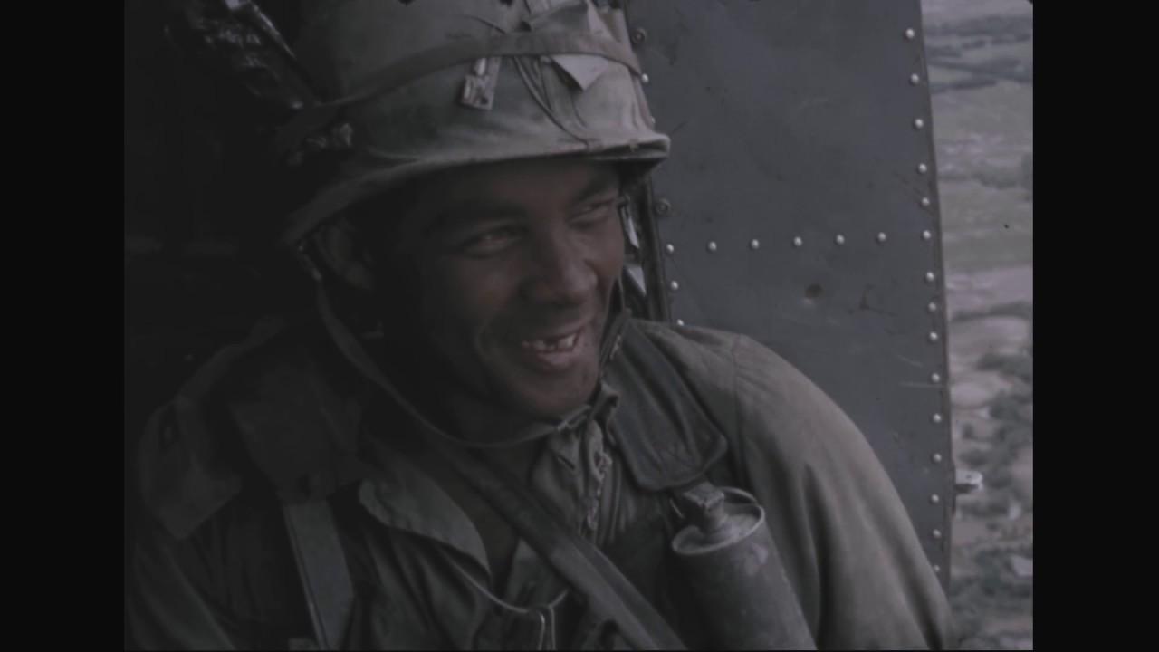Crew Chief/ Door Gunner (UH-1Ds), Vietnam, Reel 1 of 2