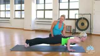 Andrea Marcum Yoga: Prepare for Your Flight: Arm Balance Prep Flow