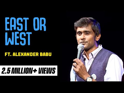 East or West- Stand-Up Comedy Video by Alex