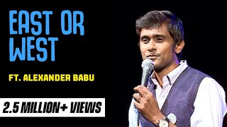 In this video, Alexander Babu takes on this age old debate for the home side and makes an argument you would have never heard before. Share away!