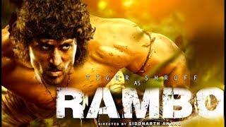 Rambo | Official Teaser | Tiger Shroff |Sylvester Stallone |  Suniel Shetty | 2nd Oct 2020