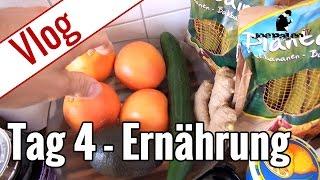 Tag 4 - Ernährung und Supplements | Vlog 10-Wochen-Diät