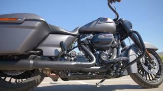 Harley Davidson Road King Special 2017. Моторы. Выпуск 276 смотреть