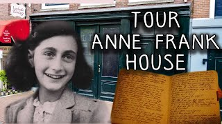 Inside Anne Frank House