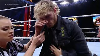 Logan ပေါလ် Wrestle Mania @ ခန္ဓာကိုယ်ကဆော
